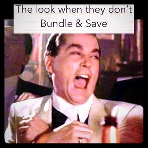 Bundle & Save!  Get a steal of a deal today!